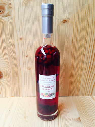 Liquore alle Fragoline di Bosco 500ml