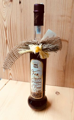 Grappa al Fieno - Giori - 500ml