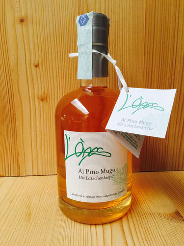 Grappa al Pino Mugo 500ml - L'Ones